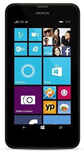 Nokia Lumia 635 Unlocked Smartphone 4G LTE 8 GB Brand New