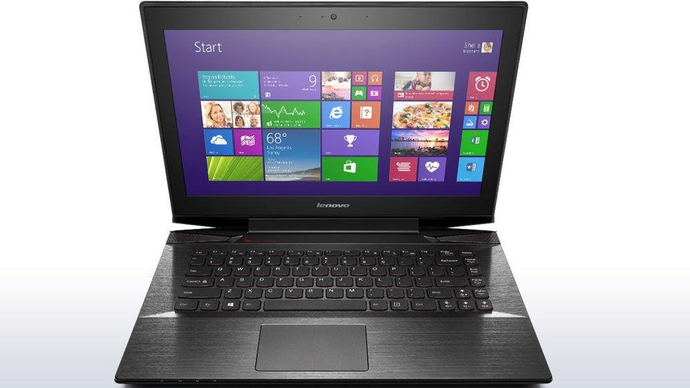 """Lenovo Y40-80 Laptop 5th Gen i7-5500U TB HDD 8GB RAM 14"""" Full HD 1080p **NEW*"""