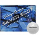 TOMMY ARMOUR Silver Scot Golf Balls - 24-Pack  WHITE