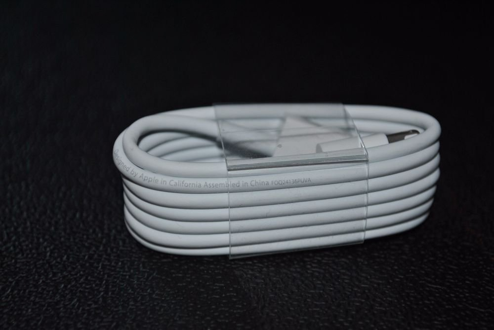 20X Authentic Original USB Lightning Cable Charger For iPhone 6 6 Plus 5 5s OEM