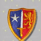 Allied Command Europe full color patch, army surplus