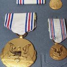 Dec Set Distinguished Civilian Service Medal--Army 4 pc