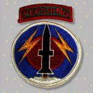 56th Artillery Brigade patch + tab, mint condition