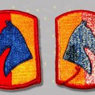 138th FAB Patch, genuine military patch, mint
