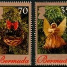 Christmas 2009, Bermuda, set of 4 stamps, mnh