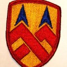 377th Support Brigade Patch, full color, original military issue