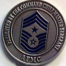 US Air Force Materiel Command Challenge Coin