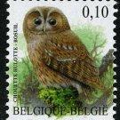 Tawny Owl, Belgium 2009, sheet of 10 stamps, mnh