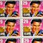 Elvis Presley, full sheet of 40 stamps, mnh