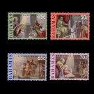 Bahamas 2008 Christmas Set of 4 Stamps MNH
