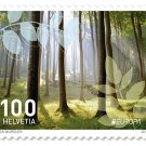 Switzerland Forests 2011 Europa issue, mnh