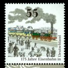 Germany Gremen Railroad 175 years mnh stamp 2011