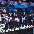 Classic Chicago Bears Poster: The Junk Yard Dogs Super Bowl winning defense