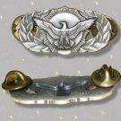 USAF Security Police Basic Qualification Badge, mint
