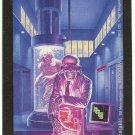 Hangar 18 Ed Repka sticker insert Brockum RockCards 1991