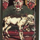 Clown's Best Friend R.K. Sloane sticker insert Brockum RockCards 1991