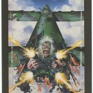 Tailgunner Derek Riggs sticker insert Brockum RockCards 1991