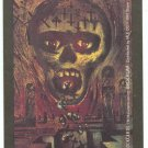 Seasons in the Abyss Larry Carroll sticker insert Brockum RockCards 1991