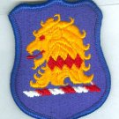 New Jersey Army National Guard embroidered patch US Army surplus new condition