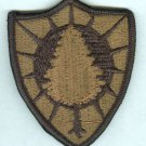 Maine Army National Guard subdued color embroidered patch mint