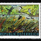 Frog Birds Dragonfly mnh stamp 1999 Austria #1792