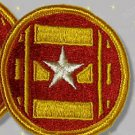 3rd Transportation Brigade (now Command) Patch, genuine full color, mint