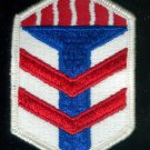 5th Training Brigade Patch, full color, mint condition, army surplus