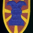 7th Sustainment Brigade Patch, full color, original military issue, mint condition
