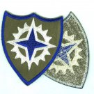 16th Corps Patch, genuine full color, mint