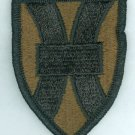 21st Theater Sustainment Command Patch, genuine military issue subdued color