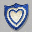 24th Corps Patch, genuine full color, mint
