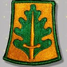 800th Military Police Brigade full color patch, army surplus