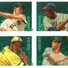 Imperf Baseball All Stars 2012 mnh Block of 4 from press sheet #4697c