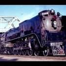 Union Pacific 4-8-4 Northern #8444 postcard steam locomotive train railroad