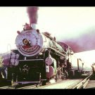Southern Railway 2-8-2 Mikado #4501 postcard steam locomotive train railroad