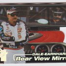 Dale Earnhardt Explosive Diecut Rear View Mirror 2000 Press Pass VIP