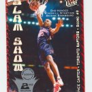 Vince Carter Slam Show SS-7 Fleer Ultra 2000-01
