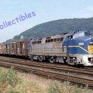 Delaware & Hudson Postcard train railroad Baldwin RF16 #1216 locomotive  c34