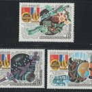 Space Program mnh set of 3 stamps 1982 Russia #5059-61