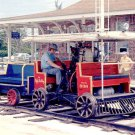 Gold Coast Railway smallest standard gauge steam postcard locomotive train railroad a36