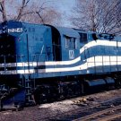 Long Island Railway ALCO C420 #224 postcard locomotive train railroad a42