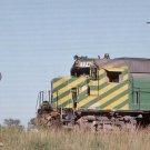 Missouri-Kansas-Texas KATY Postcard GP40 #174 railroad train a46