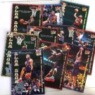 Slam Show 2000-01 Fleer Ultra Basketball Complete Set 1-10