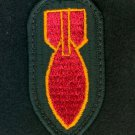 Bomb Disposal Personnel Brassard embroidered arm band US Army surplus
