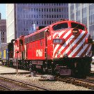 Canadian Pacific FP9 passenger diesel #1314 postcard locomotive railroad b13