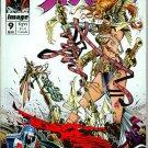 Spawn #9 Image Comic Book Mar 1993 VF-NM First Angela