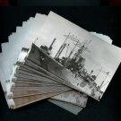 Wholesale 100 Postcards US Navy Ship USS Ancon AGC-4