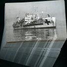 Wholesale 100 Postcards US Navy Hospital Ship USS Samaritan AH-10