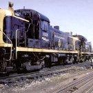 Erie Lackawanna RS3 Road Switcher #1028 postcard railroad b30