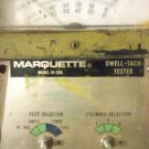 Marquette Dwell Tach Tester Model 208
